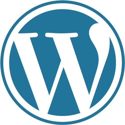 wordpresslogoblue